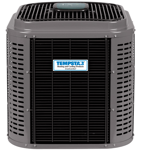 Deluxe 17 Two-Stage Central Air Conditioner